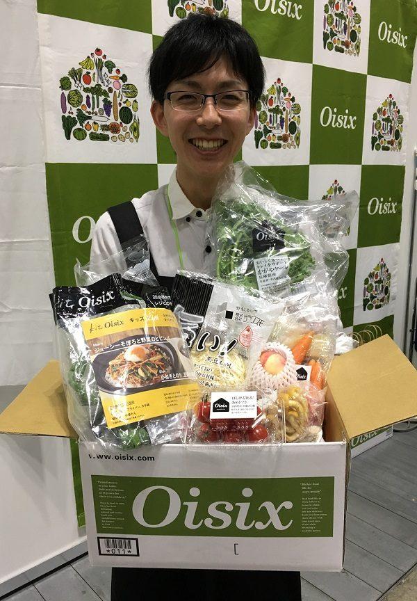 Oisix(オイシックス)の社員N氏
