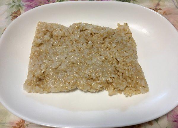 おいしさに自信!しっかり芽の出た「発芽玄米の底力」